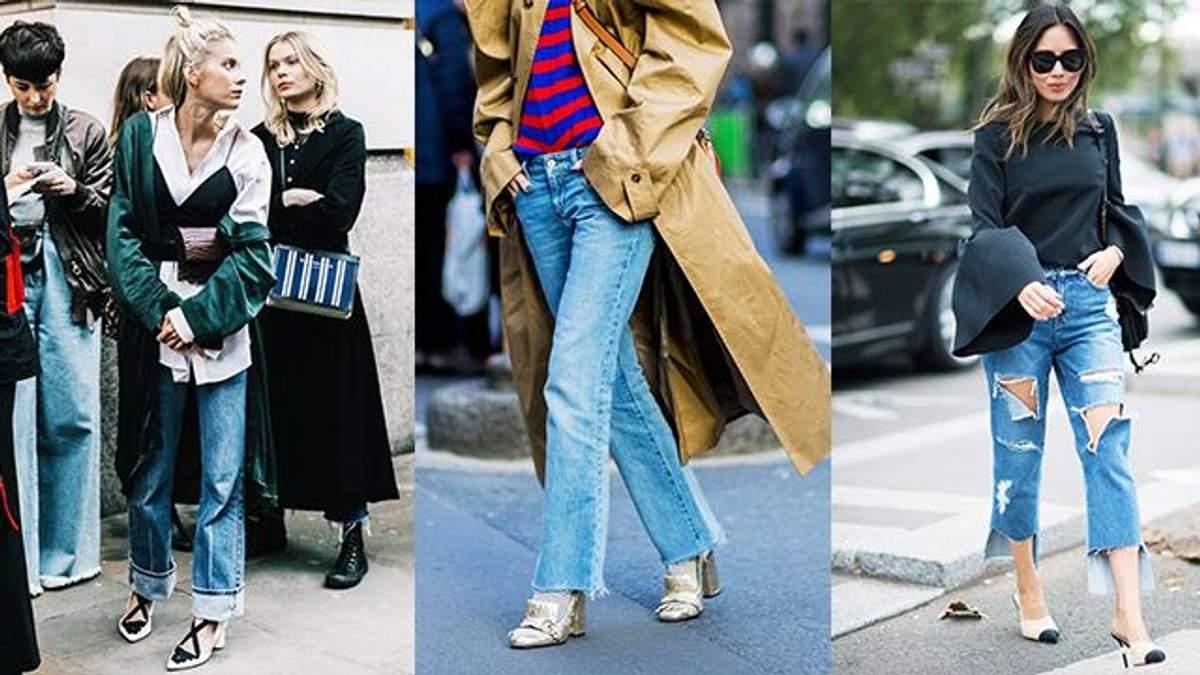 З чим носити джинси: 13 стильних і простих ідей у фото