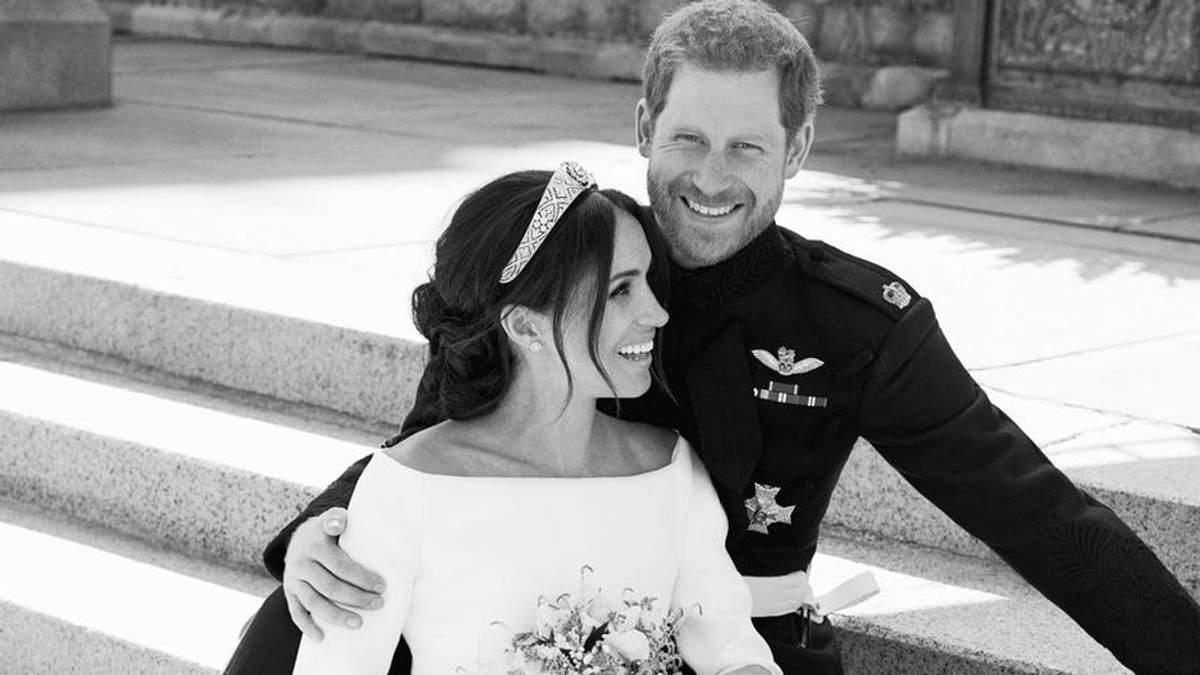 Весільний фотограф Меган Маркл і принца Гаррі розповів, як імпровізував на фотосесії
