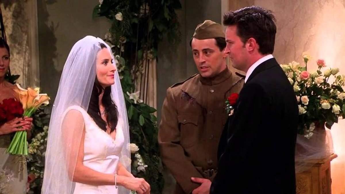 "Звезда ""Друзей"" Кортни Кокс выходит замуж"