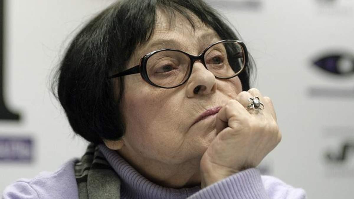 Умерла Кира Муратова: биография украинского режиссера
