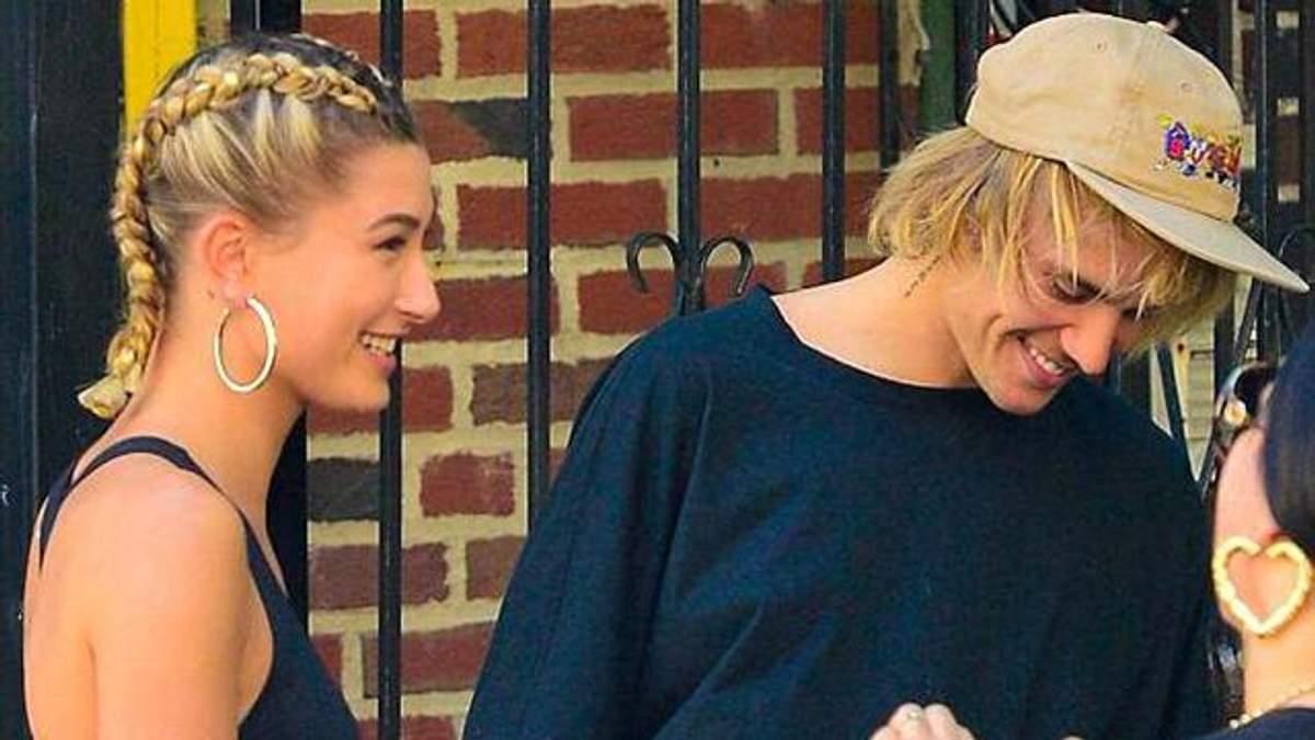 Джастин Бибер сходил на романтическое свидание с новой девушкой: фото