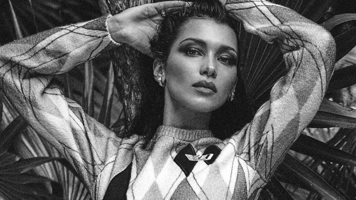 Белла Хадід приміряла еротичні образи для Vogue Mexico: фото 18+