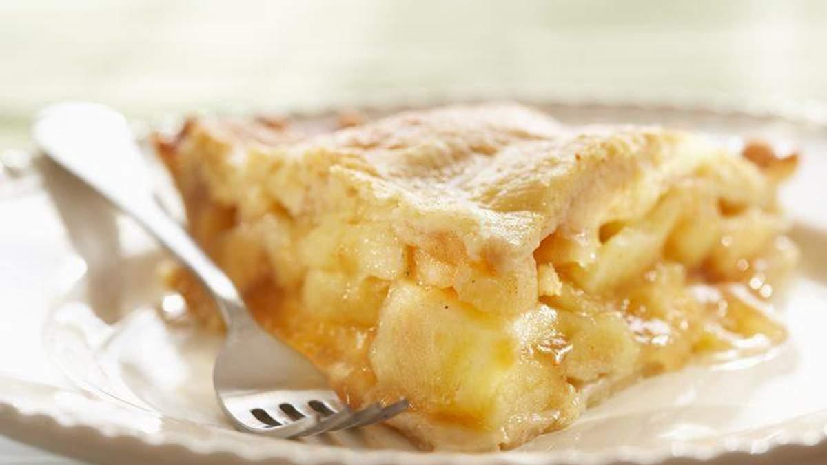 Шарлотка з яблуками - рецепт шарлотки у мультиварці