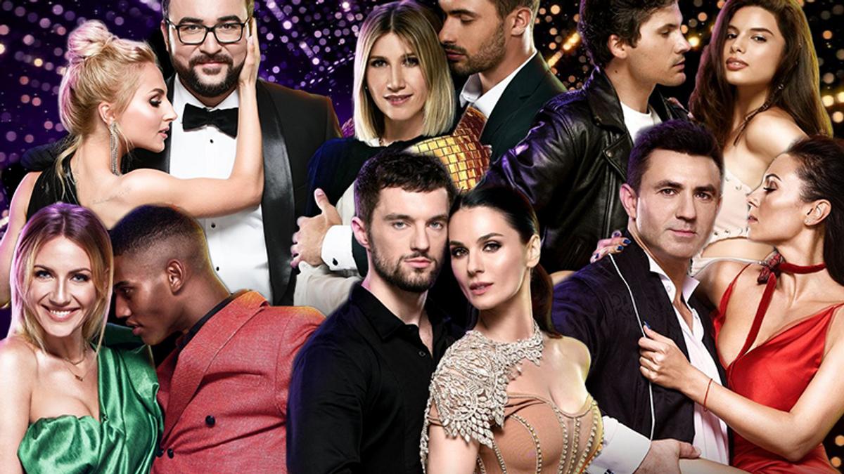 Танці з зірками 2018 - учасники 2 сезону шоу Танці з зірками