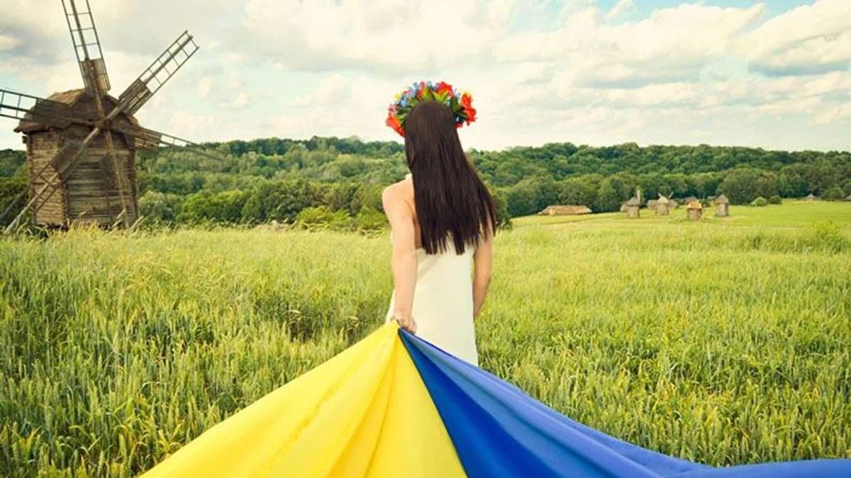 День Независимости Украины 2018: выходные в августе 2018