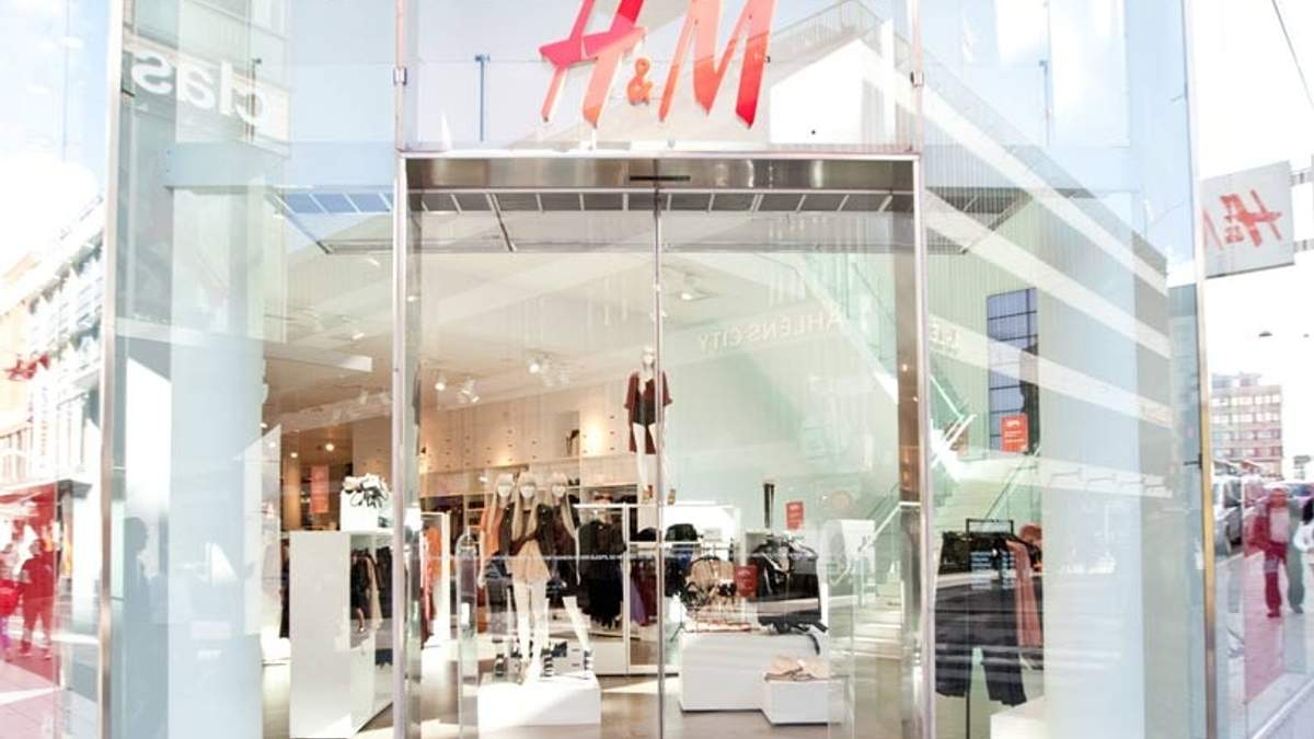 Відкриття першого магазину H&M в Києві: названо офіційну дату