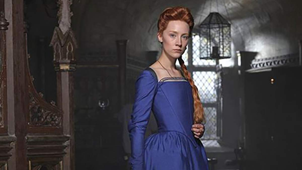 "Сирша Ронан в роли Марии Стюарт ""Мария – королева Шотландии"""