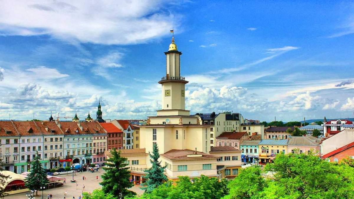 Путешествия по Украине: Ивано-Франковщина