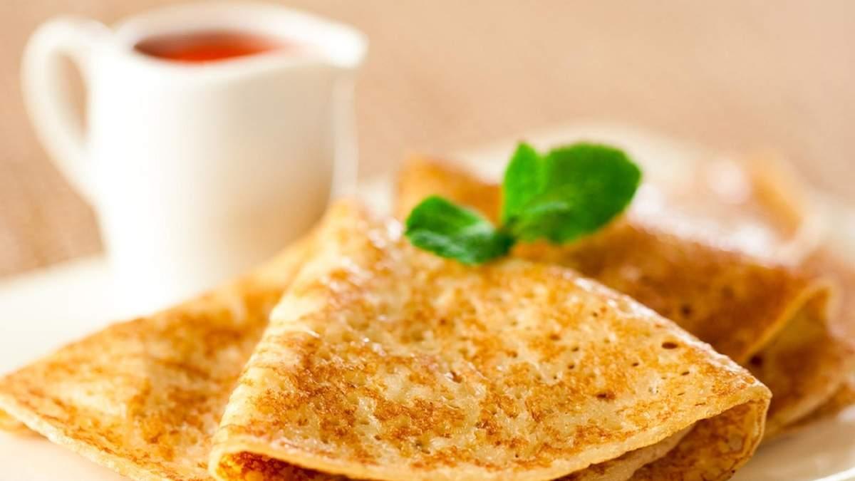 Рецепт блинов на молоке – вкусные блины, простой рецепт тонких блинов