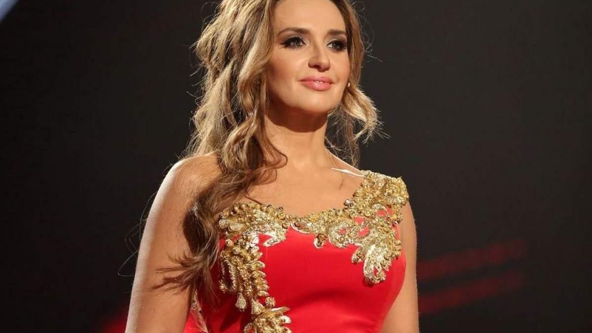 Оксана Марченко в шоу Танцы со звездами - журналисты выступили против