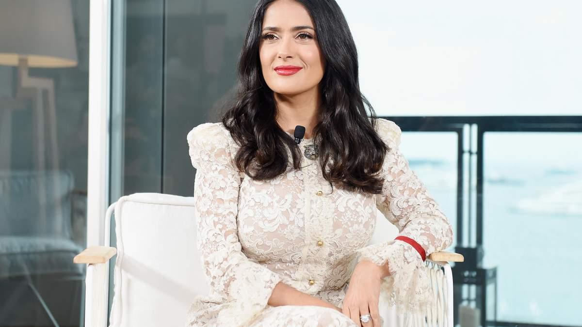 Сальма Хайєк