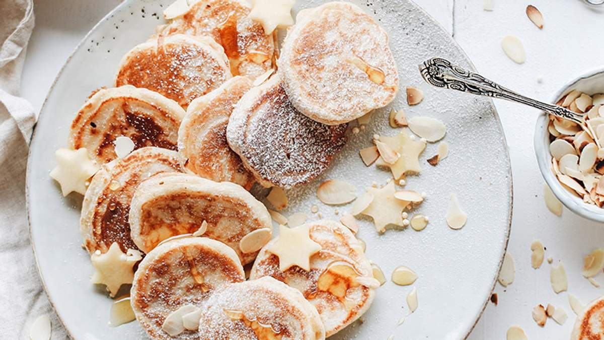 Рецепт оладушков: рецепт приготовления оладий