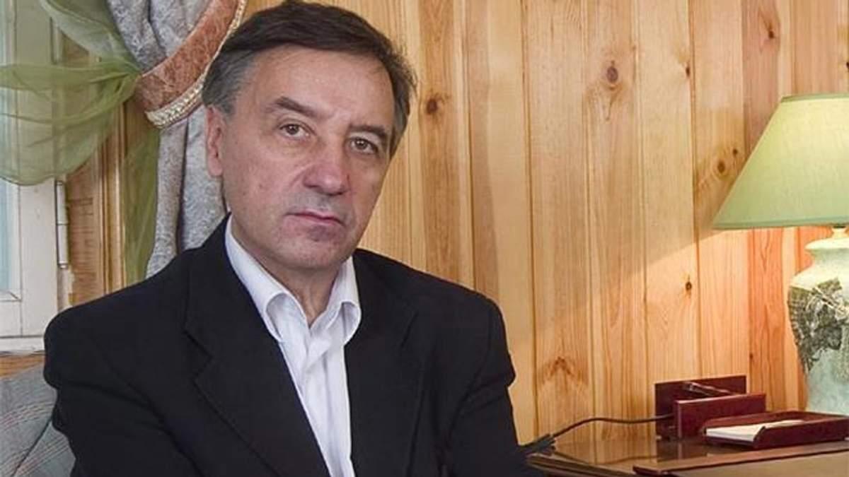 Микола Зінов'єв
