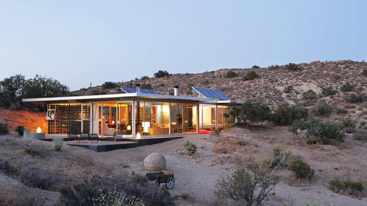 Опублікували топ-10 улюблених будинків туристів за версією Airbnb