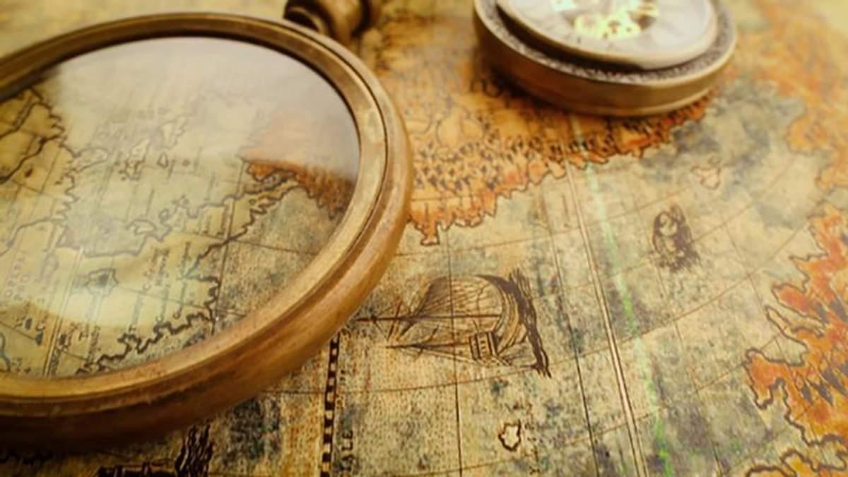 Науковці відтворили старовинну карту