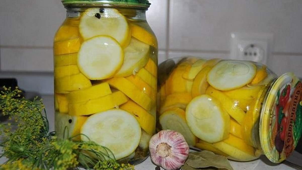 Консервовані кабачки на зиму: рецепт приготування кабачків на зиму