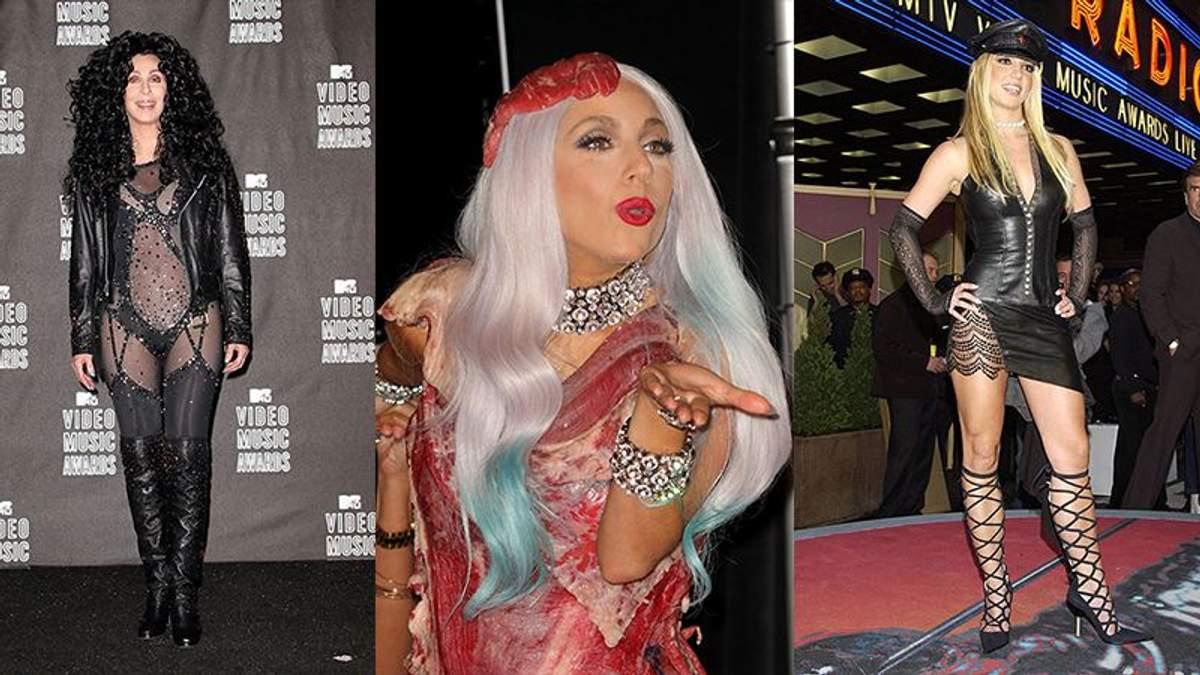 Образи на MTV Video Music Awards