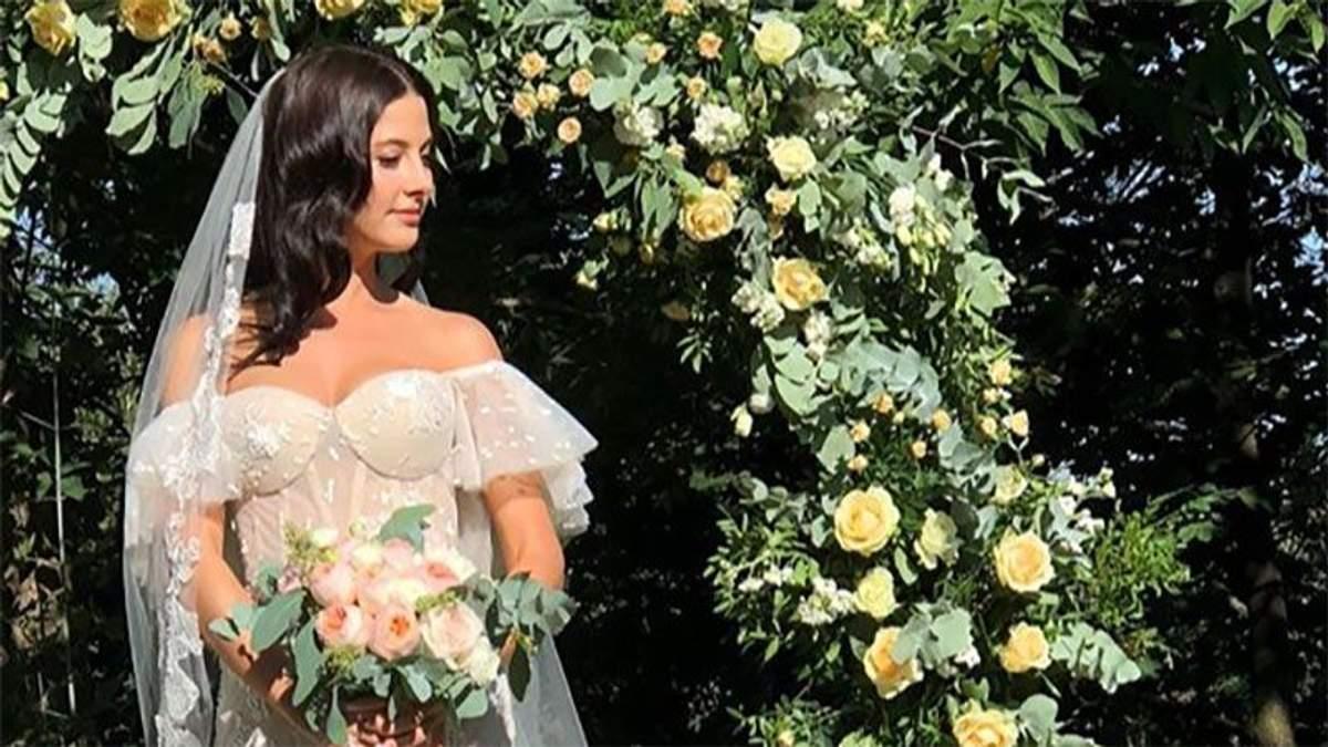 Анастасія Кожевникова вийшла заміж