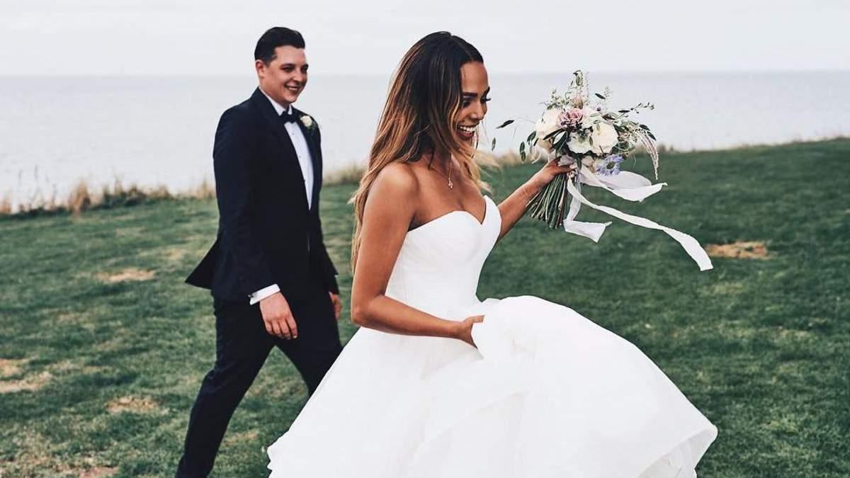 Джон Ньюмен и Нана поженились