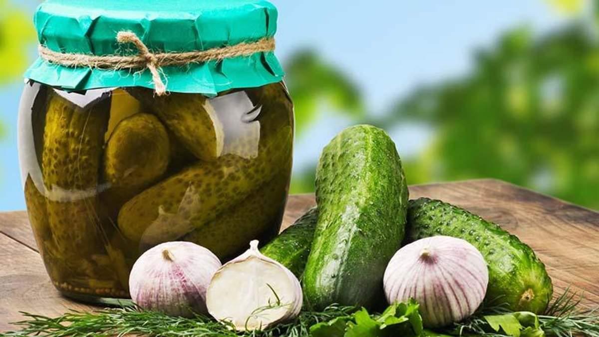 Як консервувати огірки: рецепти консервованих огірків на зиму