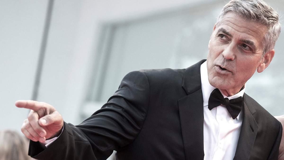 Джордж Клуні очолив рейтинг багатіїв
