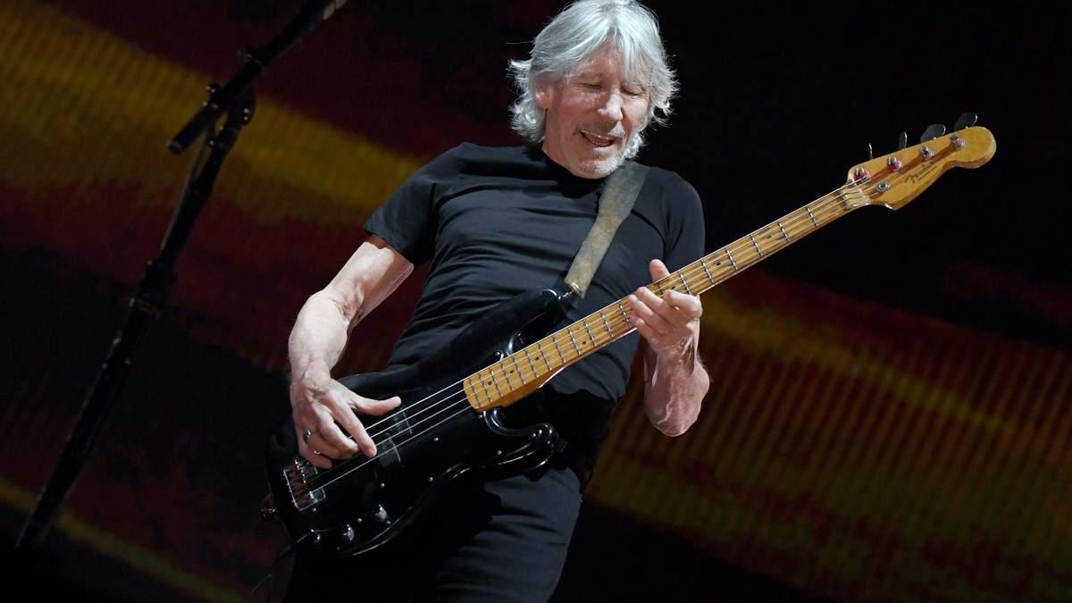 Екс-лідер Pink Floyd Роджер Вотерс