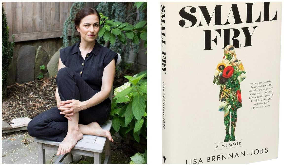 """Лиза Бреннан-Джобс выпустит книгу """"Маленькая рыбка"""" (Small Fry)"""