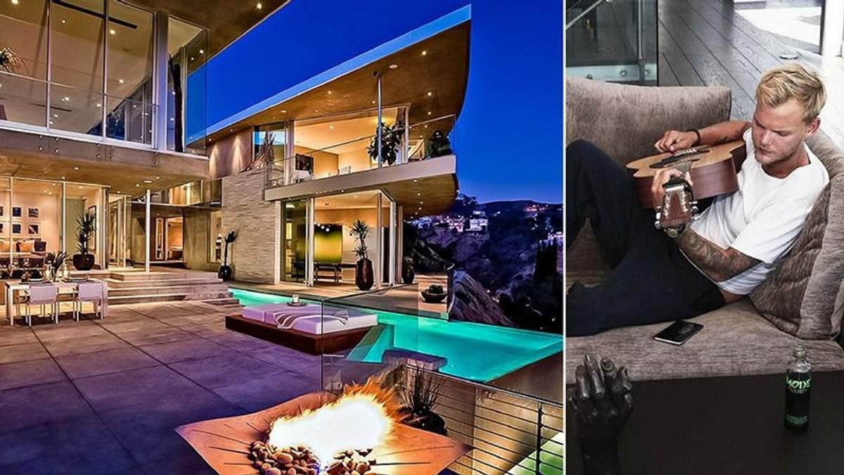 Будинок Avicii у Лос-Анджелесі таємно продали
