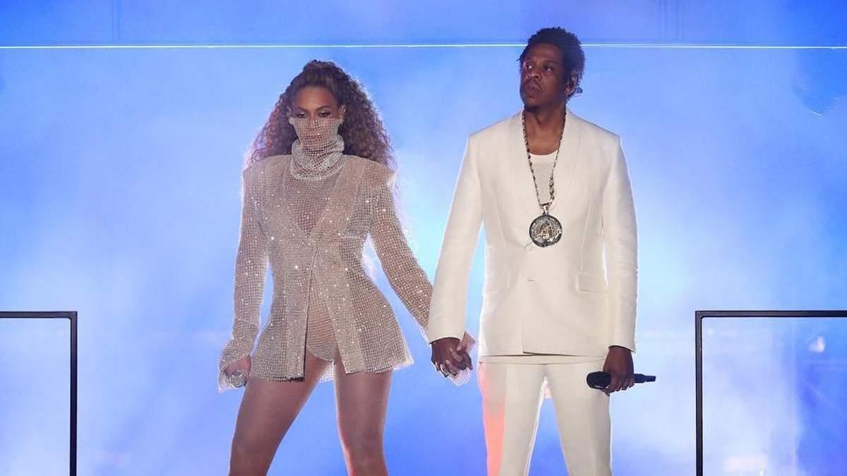Бейонсе и Jay-Z
