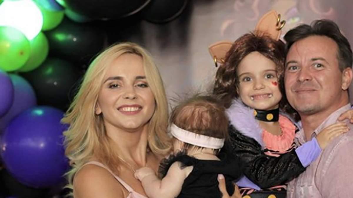 Лілія Ребрик організувала день народження доньці