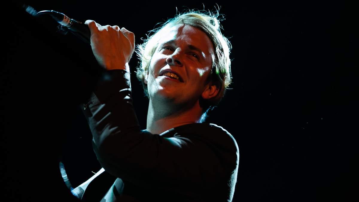 Том Оделл даст два концерта в Украине