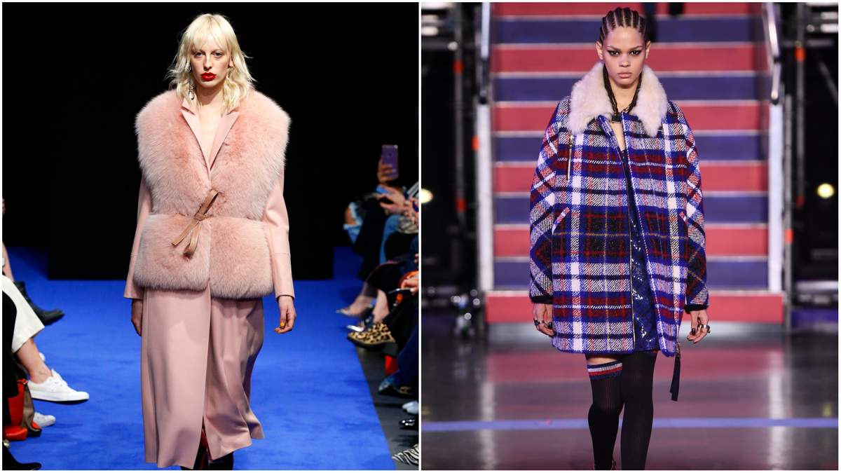 Неделя моды в Лондоне полностью откажется от меха