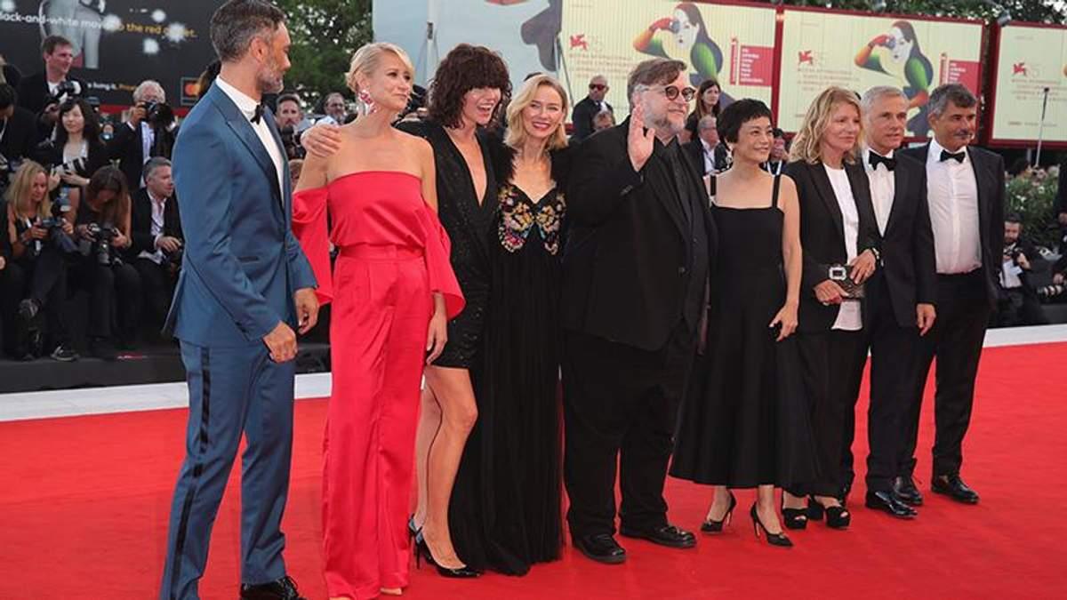 Закрытие Венецианского кинофестиваля 2018