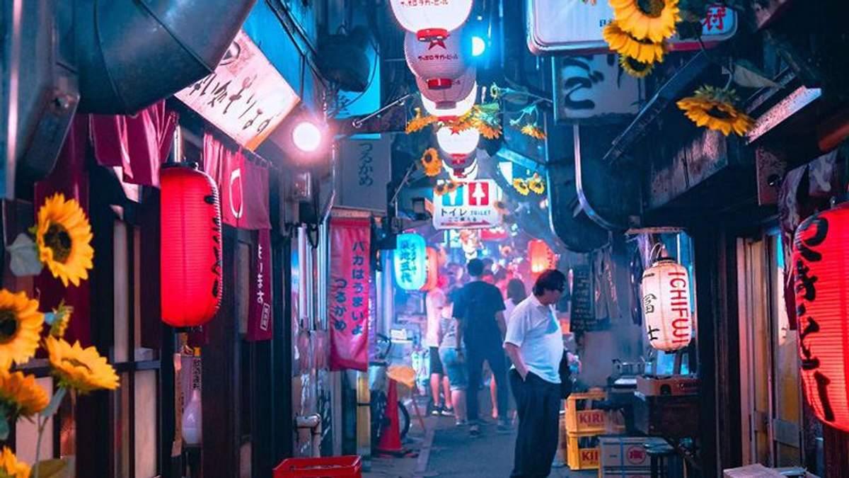 Фотограф показал красоту ночного Токио: эффектные снимки