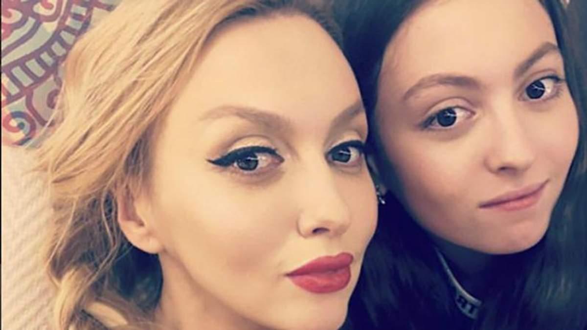 Дочь Оли Поляковой сделала фото в стиле Кендалл Дженнер