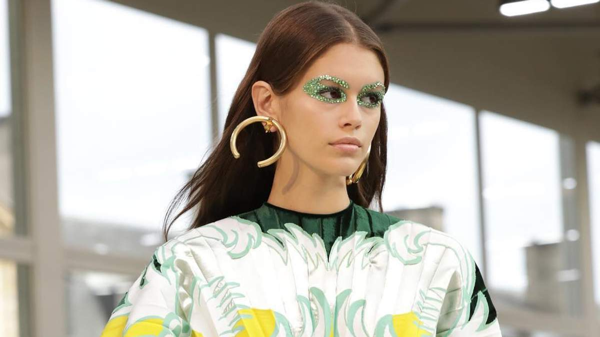 Кайя Гербер станет представителем бренда Saint Laurent