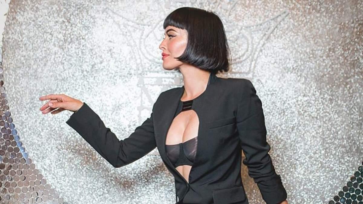 Українська зірка Даша Астаф'єва взяла участь в еротичній фотосесії