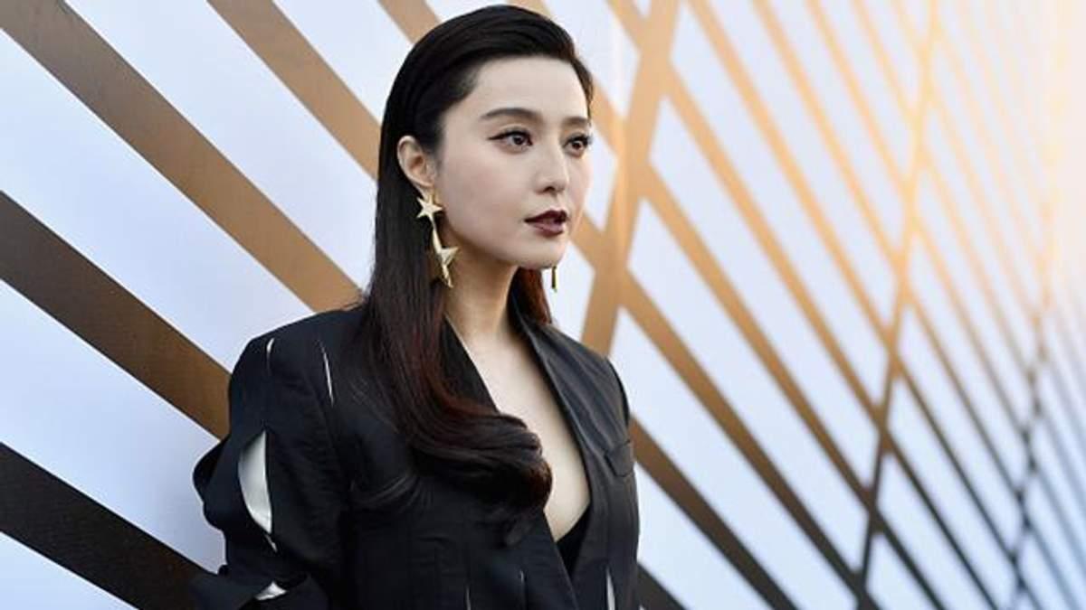Загадкове зникнення китайської актриси Фань Бінбін: чому переховувалася актриса