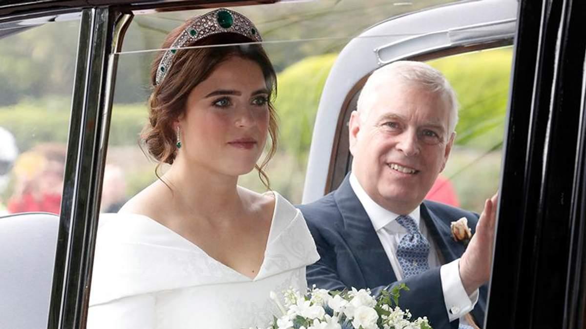 Весілля принцеси Євгенії і Джека Бруксбенка