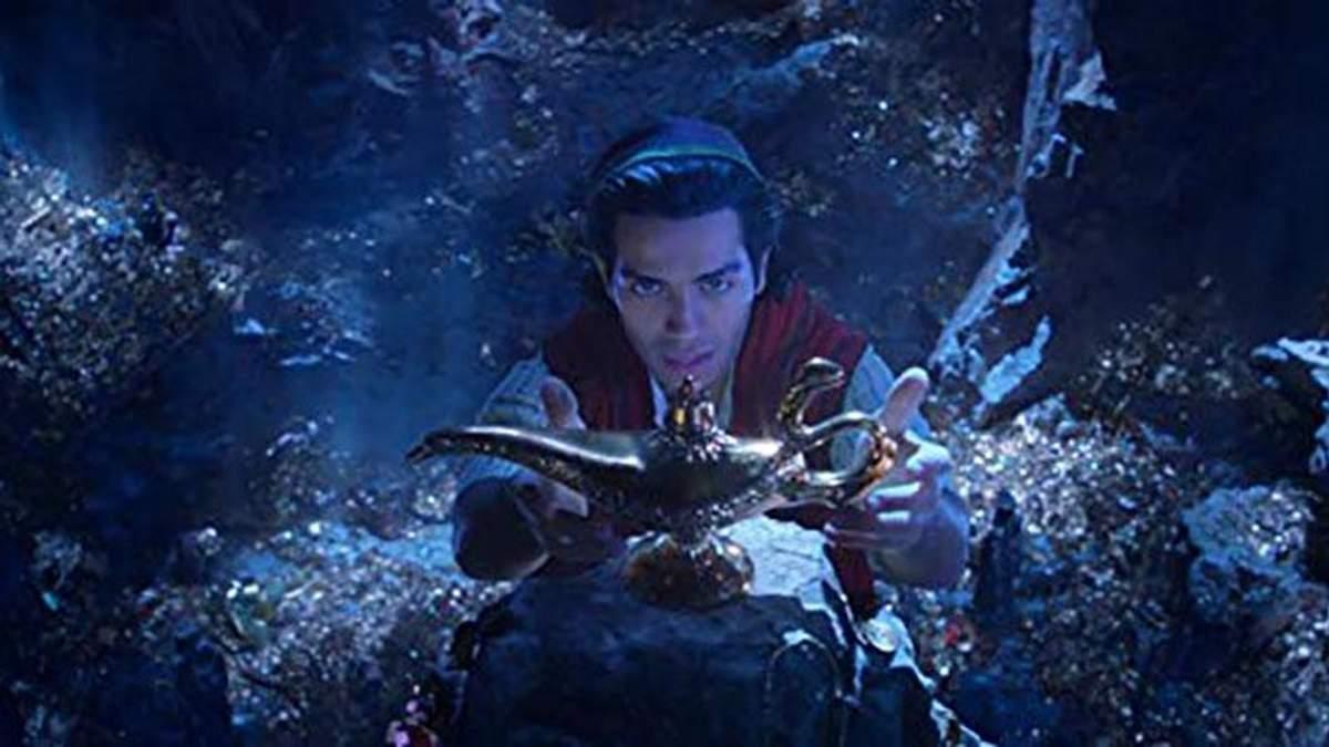 """Трейлер до фільму """"Аладдін"""" зірвав мережу: ефектне відео"""