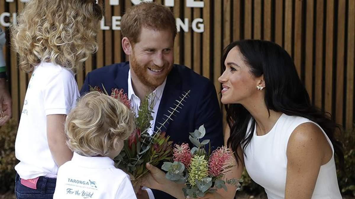 Как могут выглядеть дети Меган Маркл и принца Гарри?