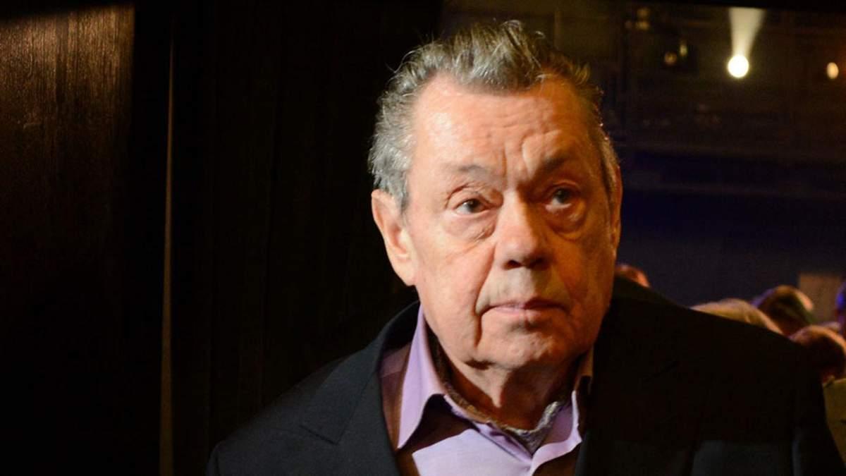 Помер російський актор Микола Караченцов