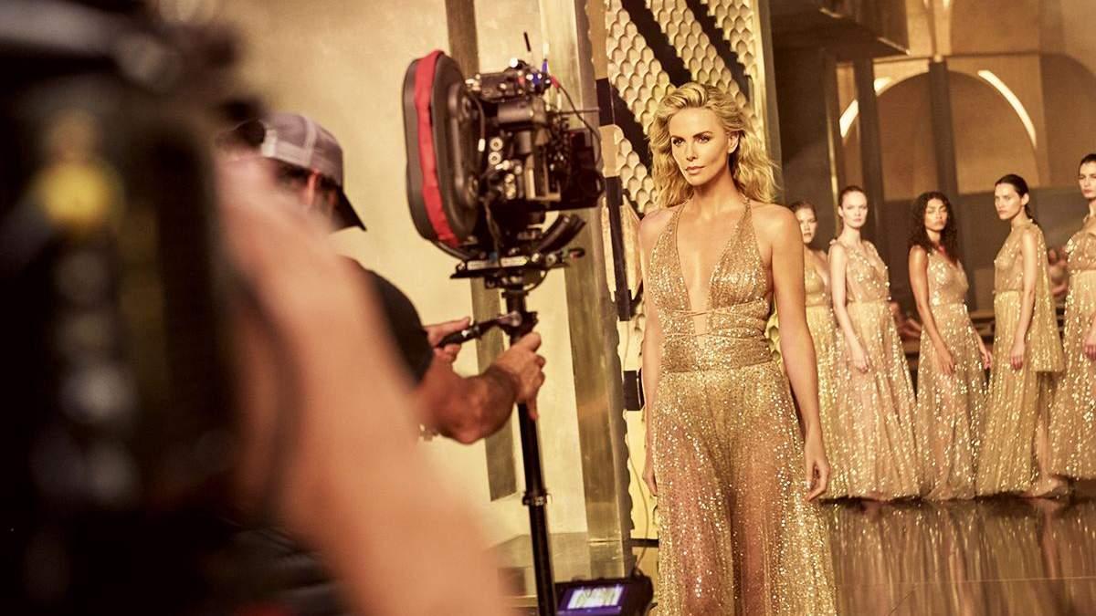 Краса – це прийняття себе: Шарліз Терон знялася у фільмі Dior