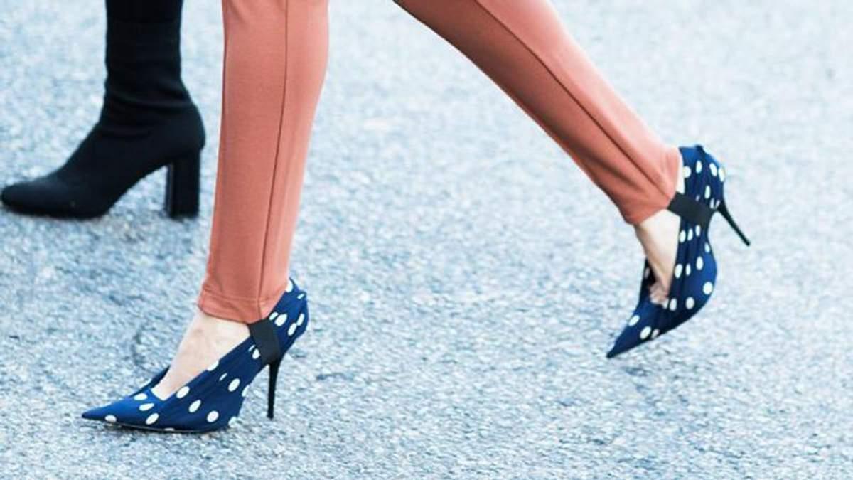 Як носити взуття на високих каблуках: поради експерта