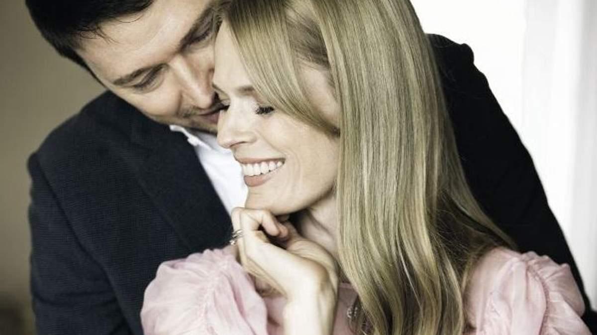 Дві смужки: як Оля Фреймут повідомила чоловікові про вагітнітсь