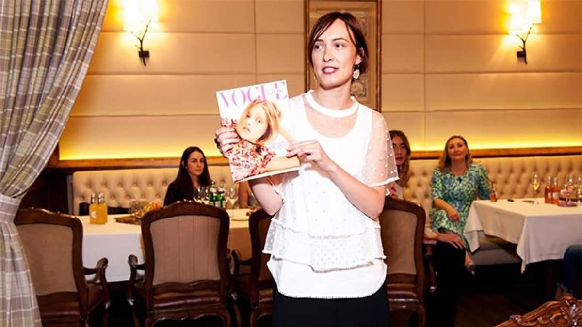Ольга Сушко звільнилась з журналу Vogue Україна