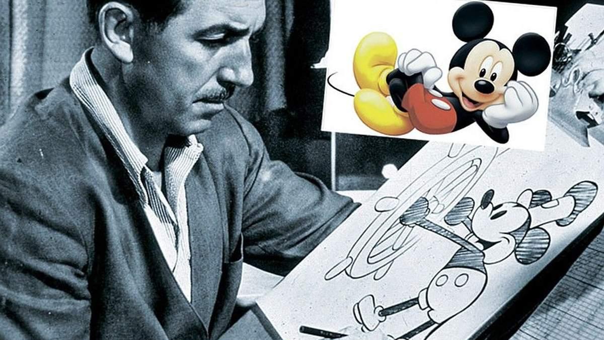 Микки Маус  – самая старая в мире мышь