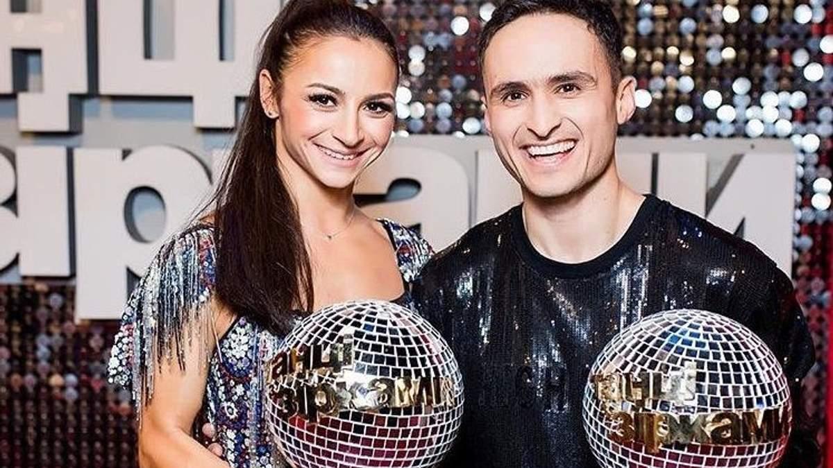 Танці з зірками 2018: зворушлива реакція Ілони Гвоздьової на перемогу в шоу