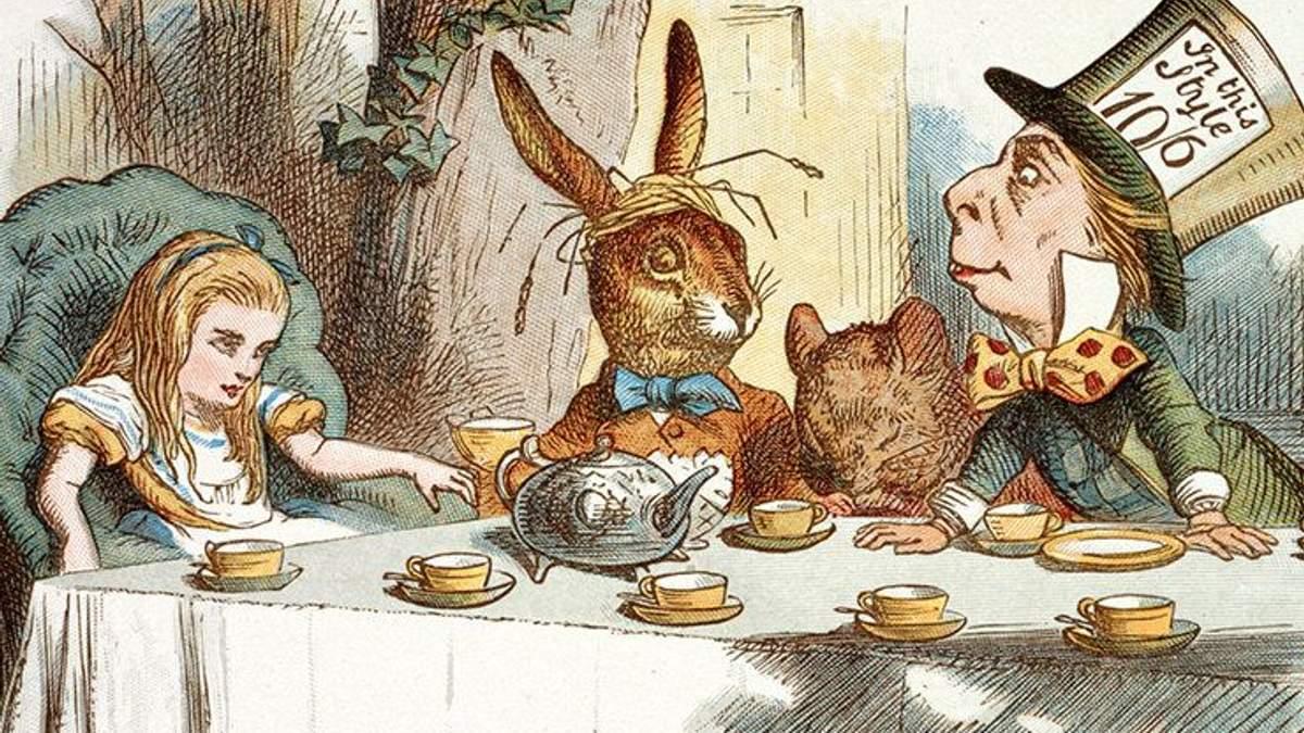 """""""Аліса у країні чудес"""" – одна з найкращих дитячих книг за версією The Independent"""