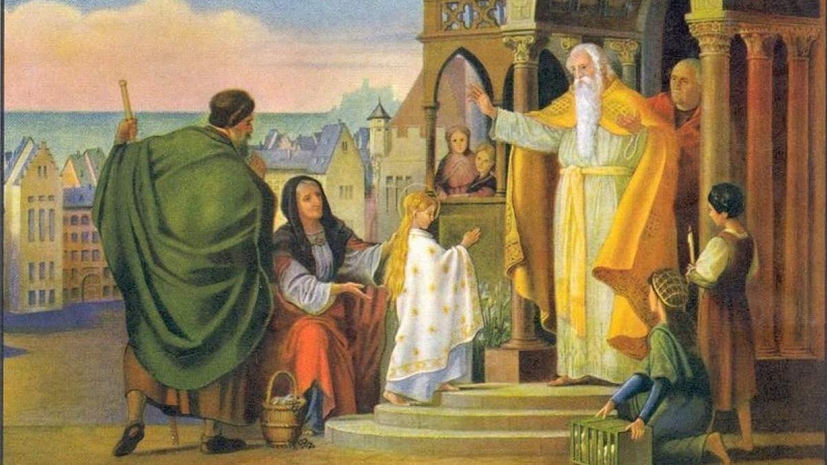 4 грудня 2018 свято Введення в храм Пресвятої Богородиці - що не можна робити